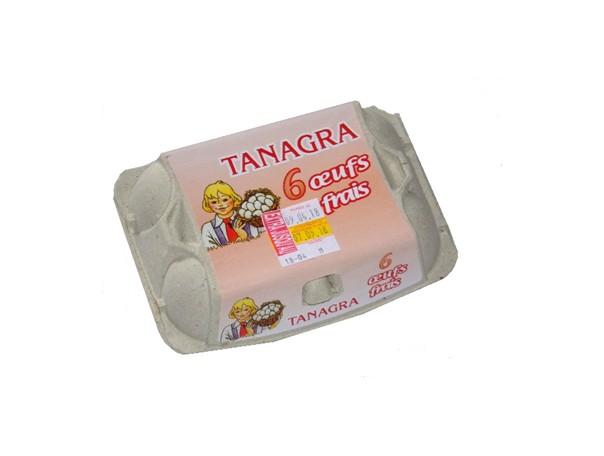 Extra x6 TANAGRA